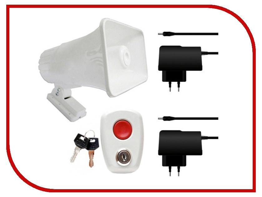 Сигнализация Sapsan PRO-2A - комплект моментальной тревоги 00006285 видеорегистратор intego sapsan