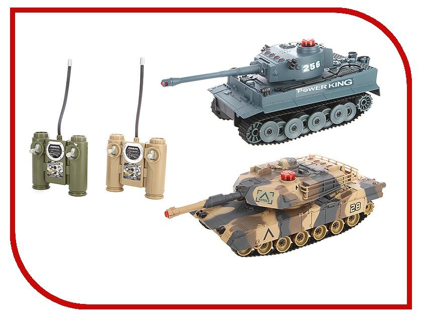 Радиоуправляемая игрушка HuanQi/UniFun Танковый бой 2 танка 508-10RUS<br>