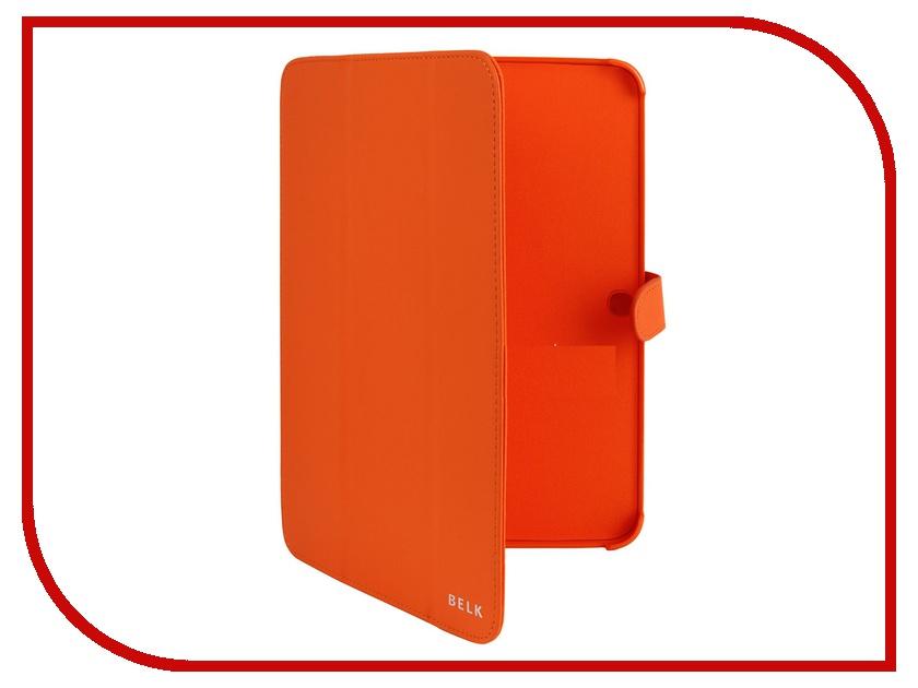 Аксессуар Чехол Galaxy Tab 3 10.1 P5200/P5210 Liberty Project BELK Orange R0000340