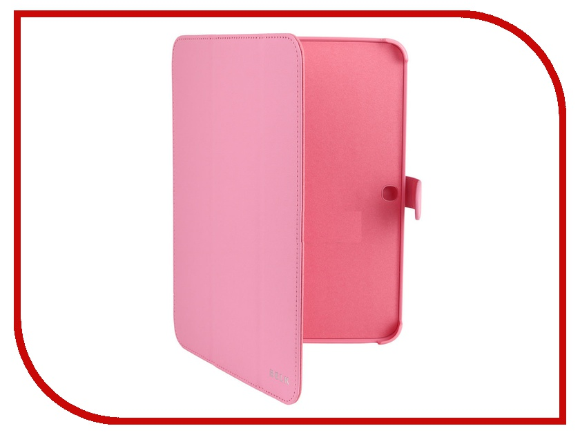 Аксессуар Чехол Galaxy Tab 3 10.1 P5200/P5210 Liberty Project BELK Pink R0000339