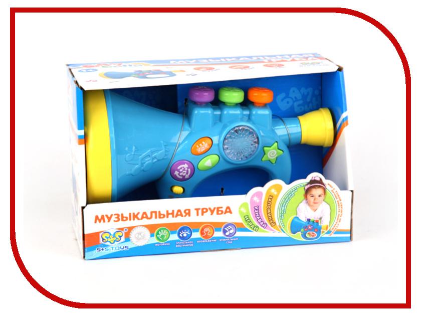 Игрушка S+S toys Труба Бамбини EG80015R<br>