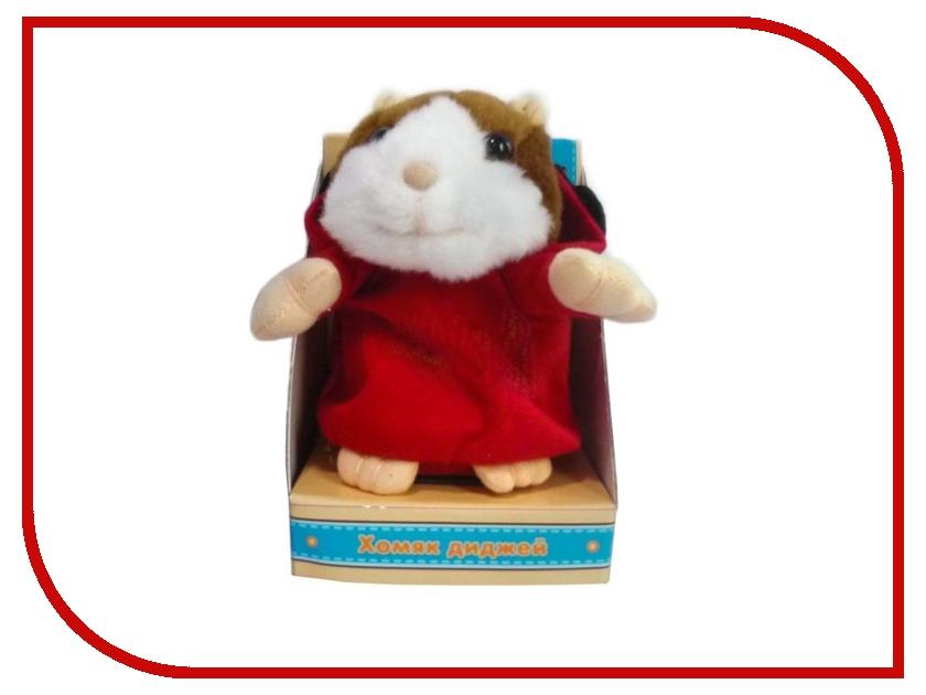 Игрушка Fluffy Family Хома диджей-повторяшка 681016<br>