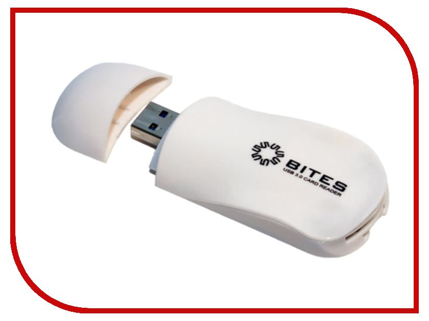 Карт-ридер 5bites RE3-103WH White