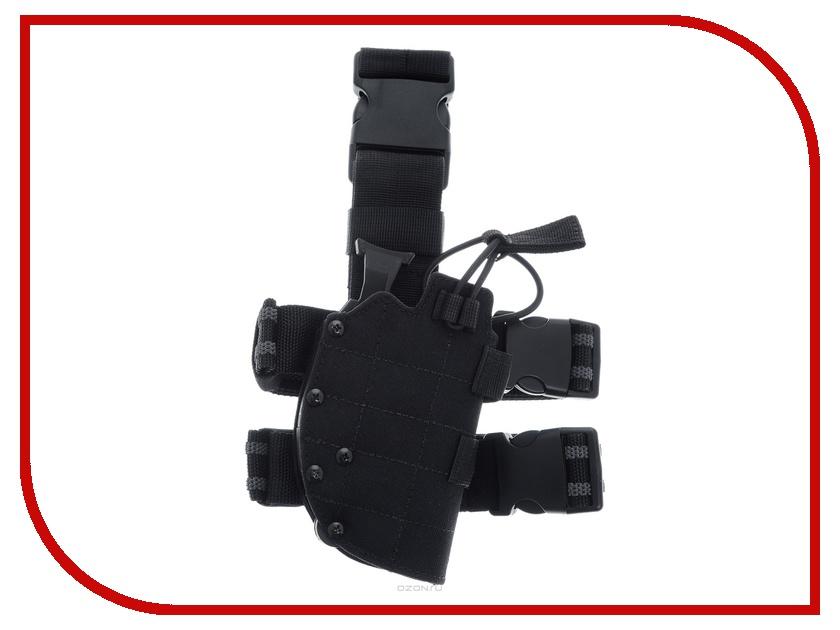 Кобура ASG 16285 Black универсальная набедренная от Pleer
