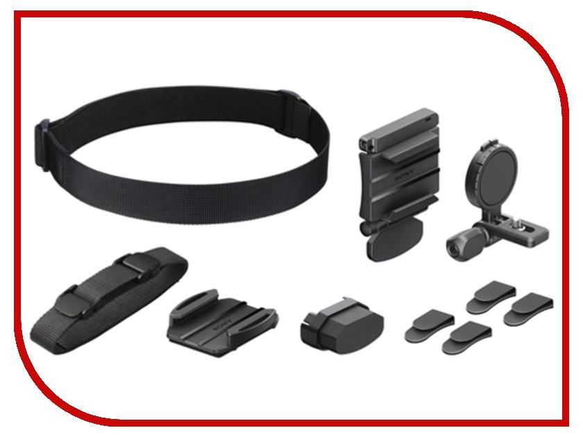 Аксессуар Набор универсальных креплений Sony BLT-UHM1 плечевой ремешок для камеры sony blt 110 nex vg20e