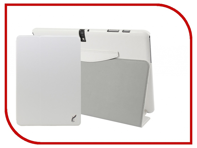 Аксессуар Чехол G-Case Samsung Galaxy Tab Pro 12.2 T900 / Galaxy Note Pro 12.2 P9000 Slim Premium White GG-320