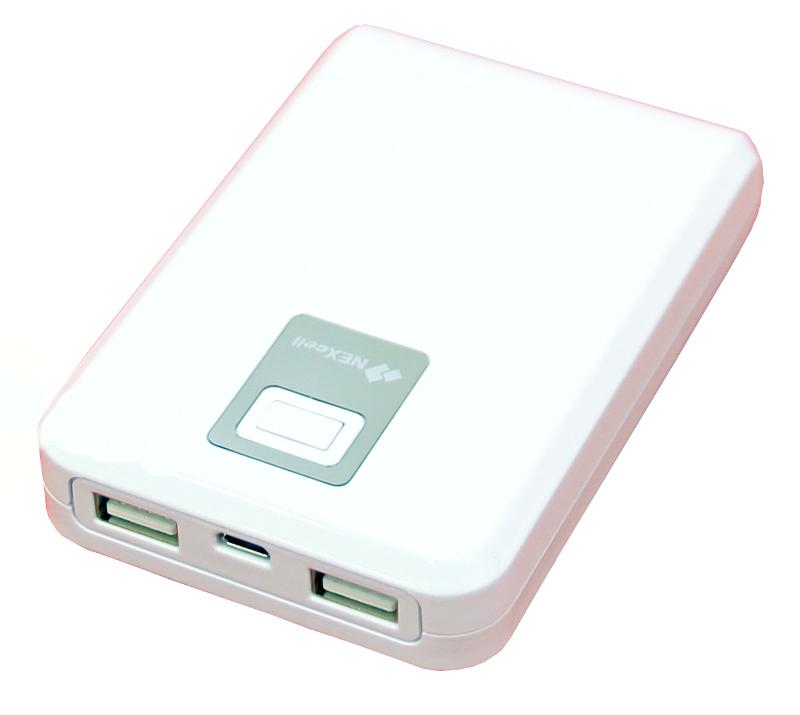 Аккумулятор NEXcell 10400 mAh PB-H10400