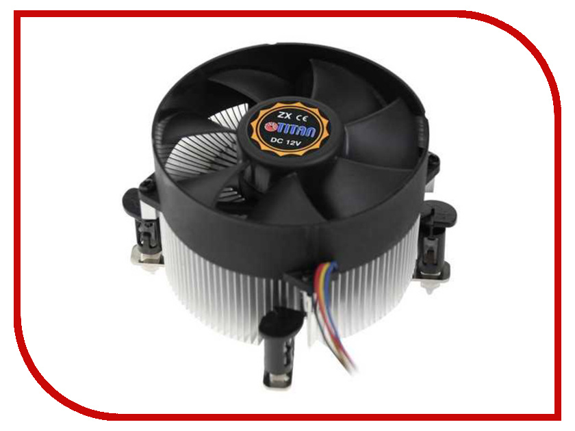 Кулер TITAN TTC-NA02TZ/RPW (1) (LGA1150/LGA1155/LGA1156)