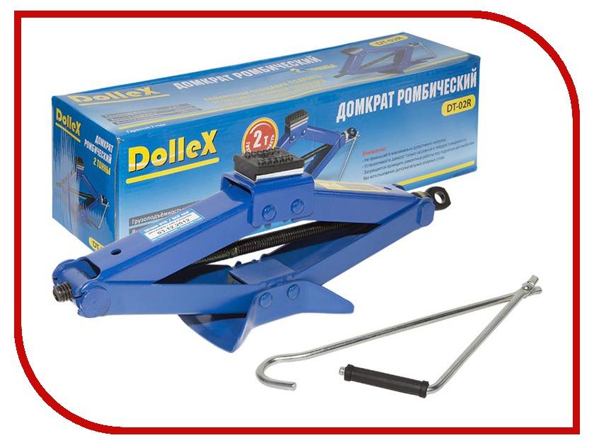 Домкрат DolleX DT-02F 36279 2т 135-335мм