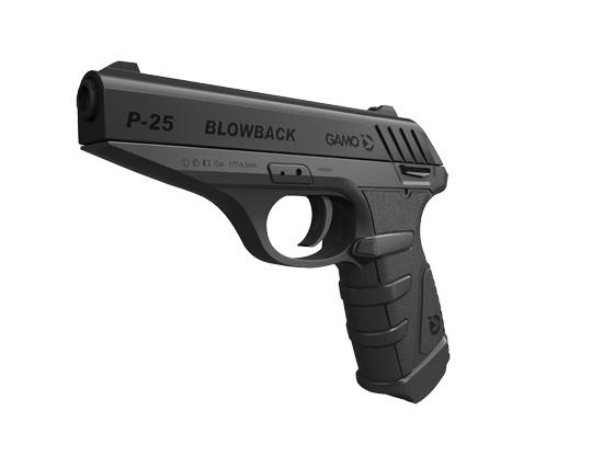 Пистолет Gamo P-25 Blowback 6111378<br>
