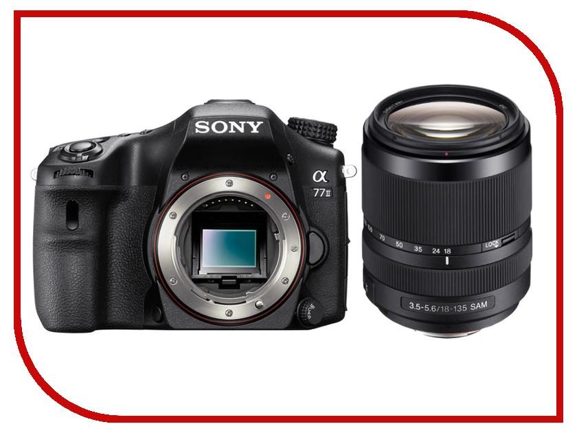 Фотоаппарат Sony Alpha ILCA-77M2 II Kit 18-135Фотоаппараты<br><br>
