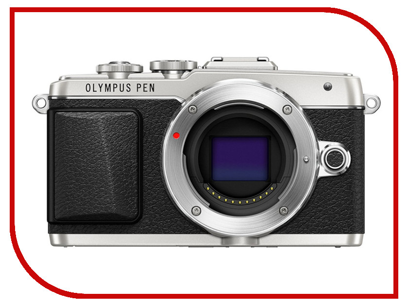 Zakazat.ru: Фотоаппарат Olympus PEN E-PL7 Body Silver