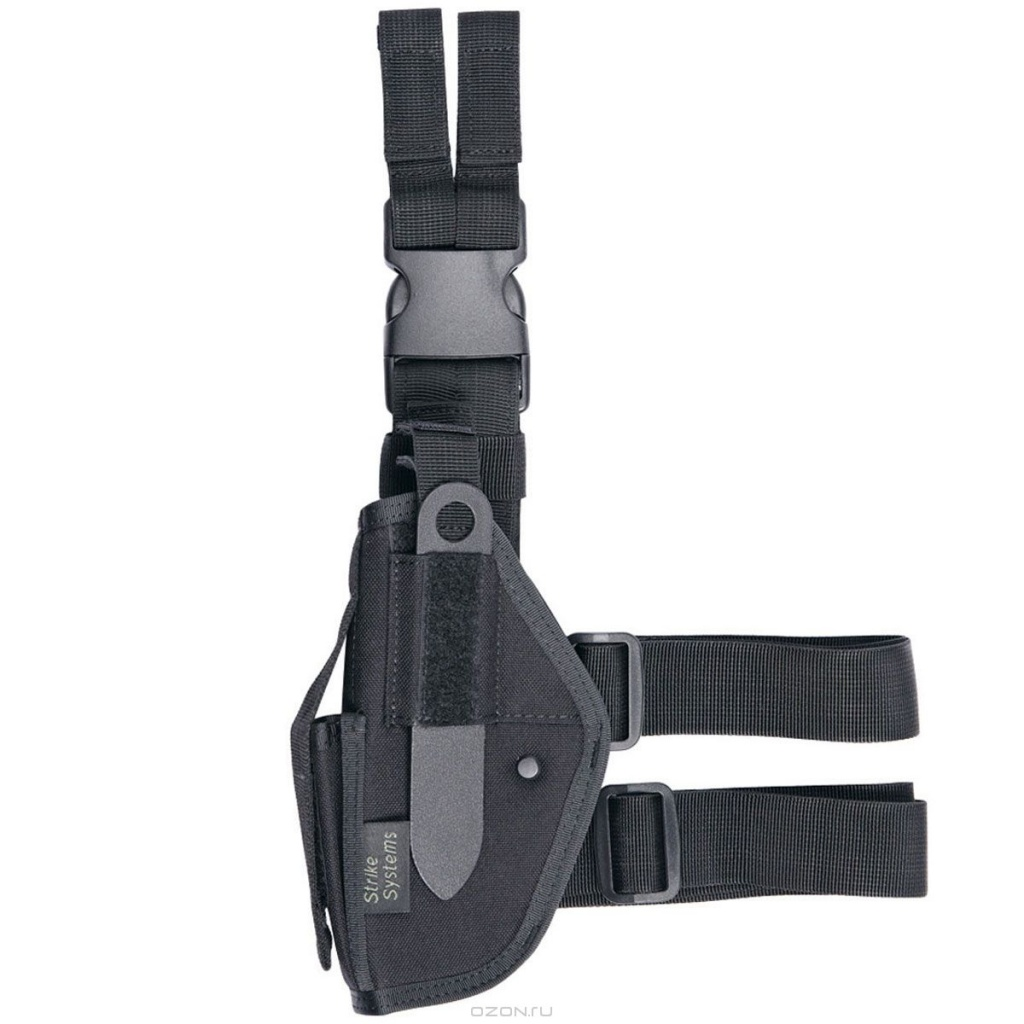Кобура ASG 17320 Black для M92 / G17/18 / STI / CZ / Steyr / Bersa Left-Handed от Pleer