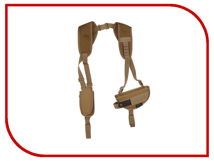 Кобура ASG 17021 Sand для M92 / G17/18 / STI / CZ / Steyr / Bersa