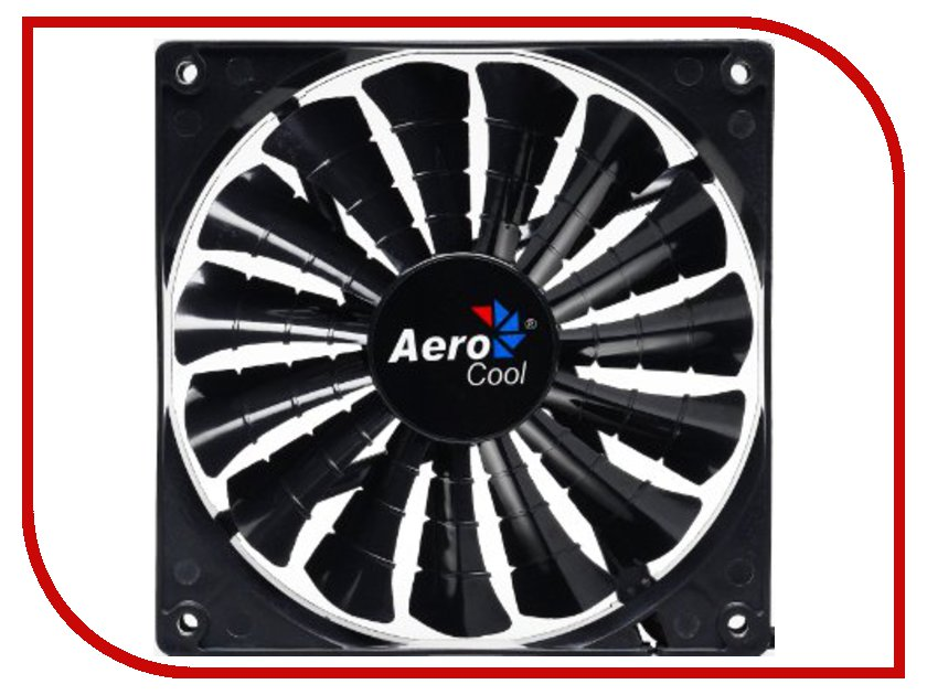 ���������� AeroCool Shark Fan Black Edition 120mm EN55413