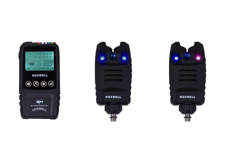 Сигнализатор поклевки Hoxwell HL70M сигнализатор поклевки hoxwell hl50