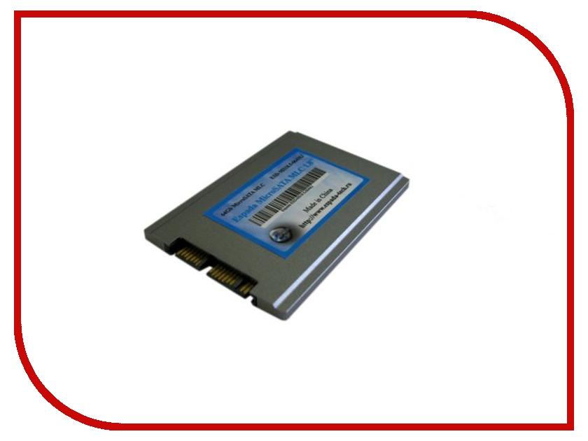 Жесткий диск 64Gb - Espada mSATA MLC SSD 1.8 ESD-MS18.5-064MJ