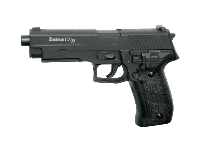 Пистолет ASG CZ 99 16492 от Pleer