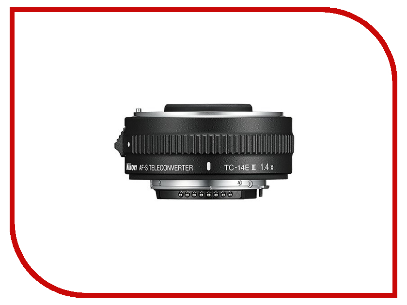 цена на Конвертер Nikon TC-14E III AF-S AF 1.4x