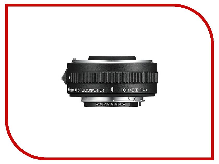Конвертер Nikon TC-14E III AF-S AF 1.4x