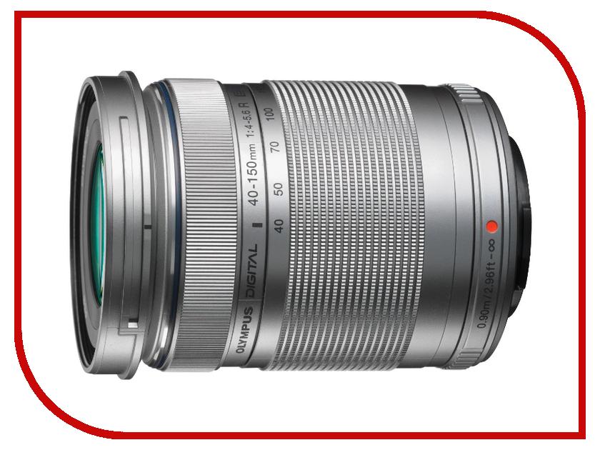 Объектив Olympus M.Zuiko ED 40-150 mm f/4.0-5.6 R for PEN Silver*