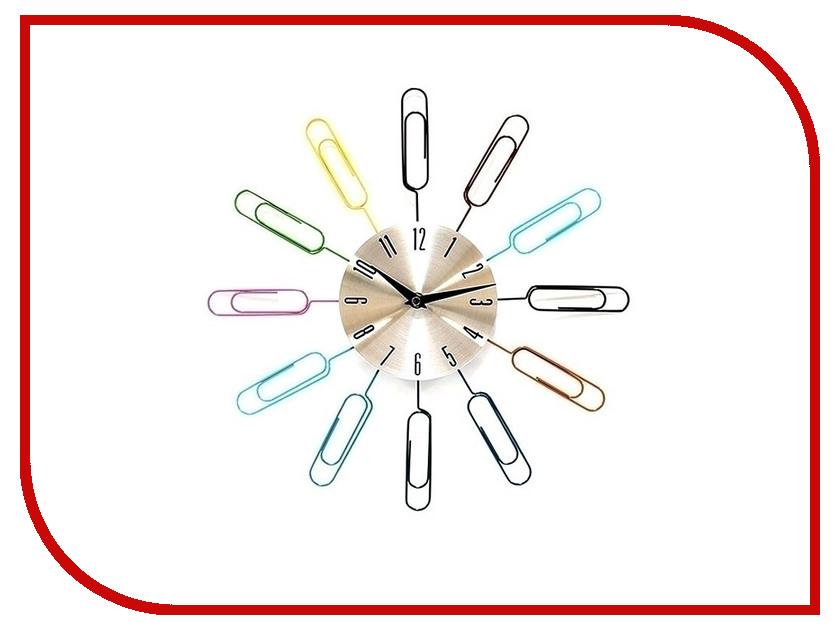 Часы настенные Lefutur Скрепка LF19192<br>
