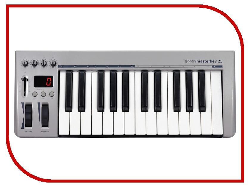 midi-клавиатура-acorn-masterkey-25