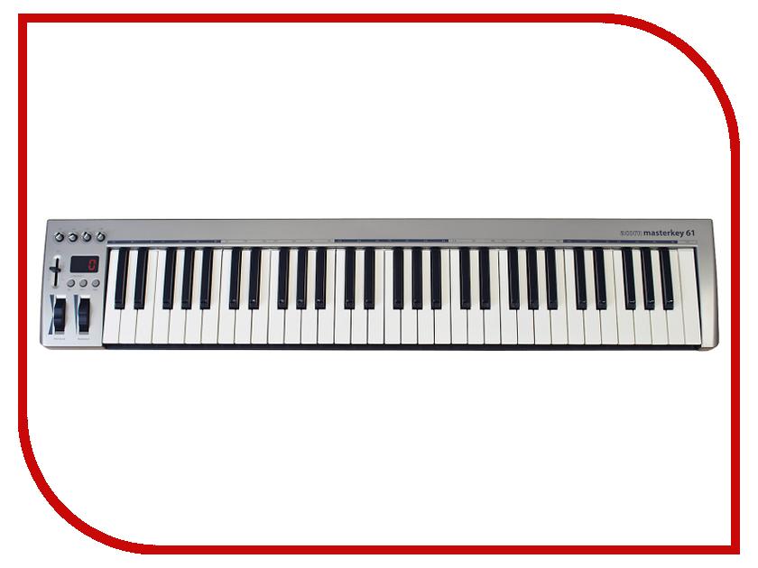 midi-клавиатура-acorn-masterkey-61-usb