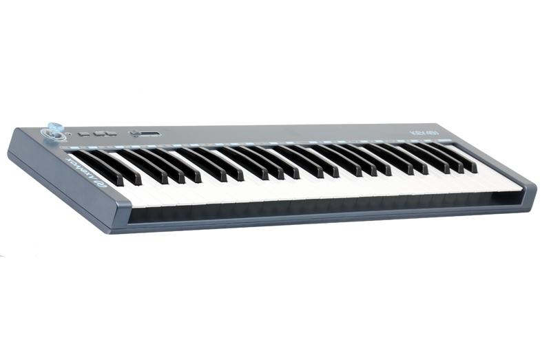 Midi-клавиатура Axelvox KEY49J Grey 49<br>