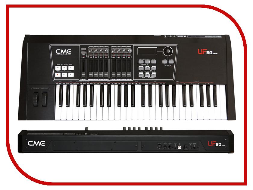 Midi-клавиатура CME UF50-Classic 49<br>