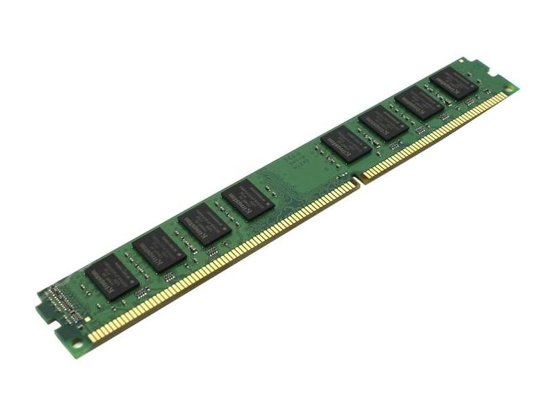 Модуль памяти Kingston PC3-12800 DIMM DDR3 1600MHz - 4Gb KVR16N11/4 модуль памяти kingston pc3 12800 so dimm ddr3 1600mhz 8gb kvr16s11 8