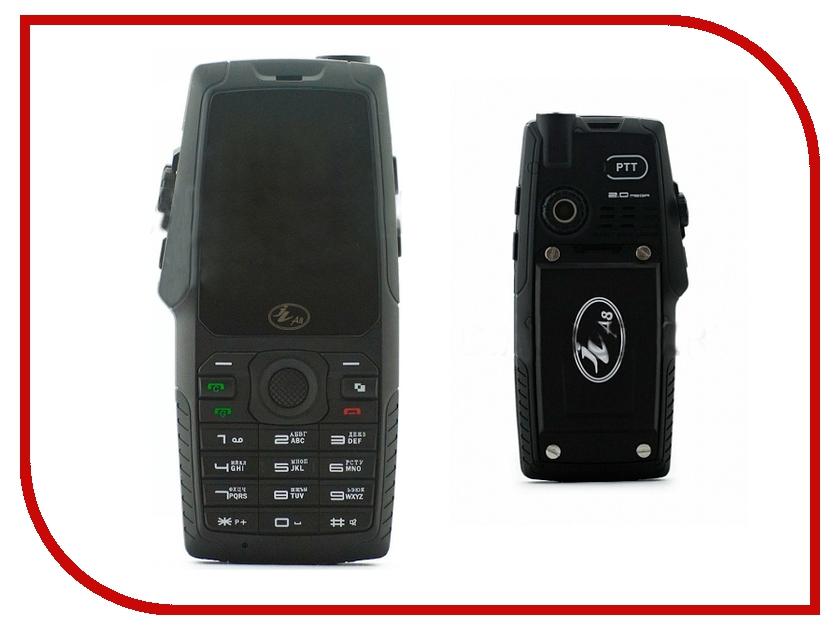 Сотовый телефон Explorer A8 Black<br>