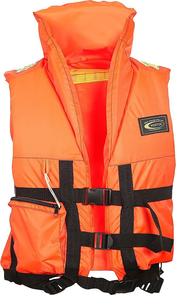 Спасательный жилет Vostok ЖС-001 52-56 vostok vostok м 861 10
