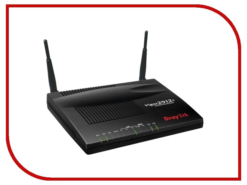Wi-Fi роутер DrayTek Vigor2912n