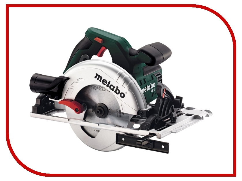 Пила Metabo KS 55 FS<br>