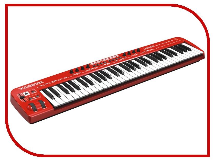 Midi-клавиатура Behringer U-CONTROL UMX610<br>