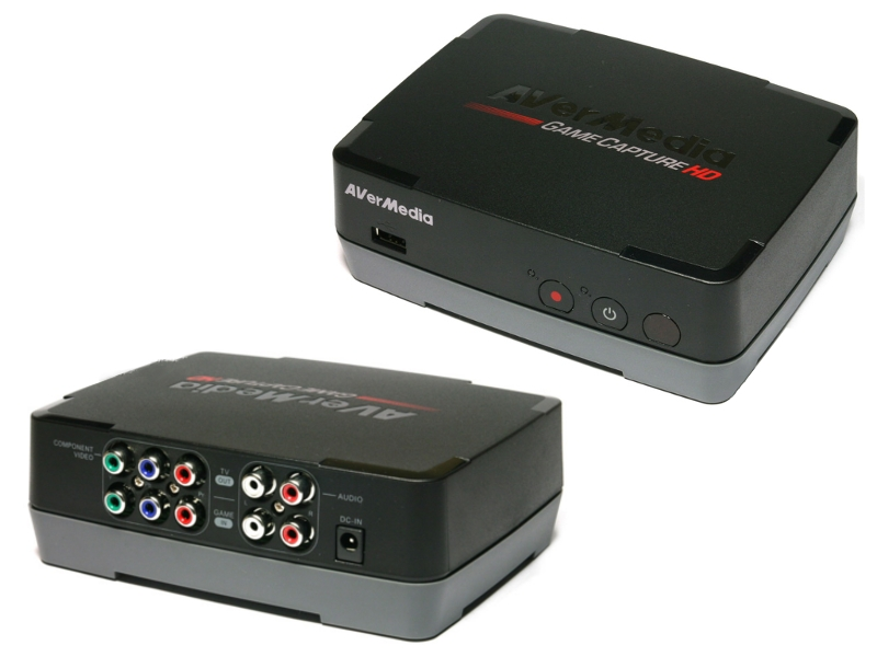 Тюнер AverMedia Game Capture HD