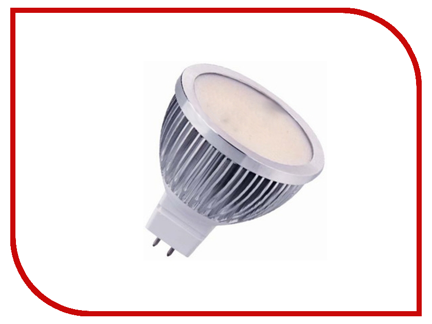 Лампочка LUNA LED MR16 7W 4000K GU5.3 220V 60323 лампочка luna led g9 eco 5w 4000k 220v 60251