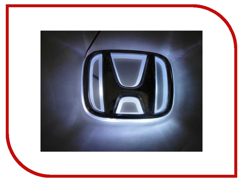 Аксессуар RedLine R-330F Honda Accord / Civic White передний