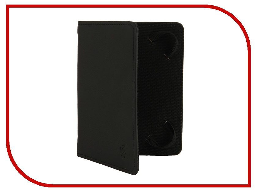 Аксессуар Чехол 5.0-inch Vivacase Basic для E-Reader Black VUC-CM005bl