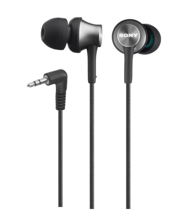 Sony MDR-EX450 Grey sony mdr ex450ap grey