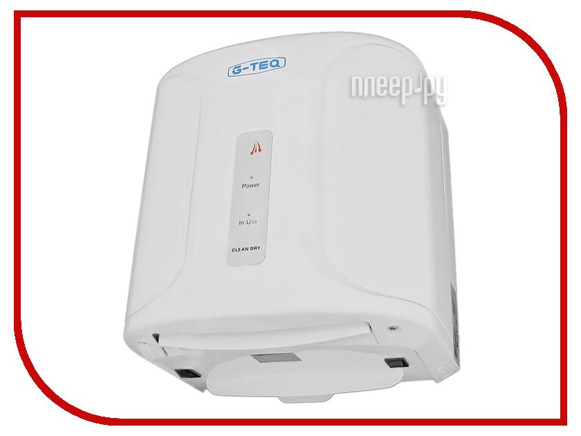 Электросушилка для рук G-teq 8801 PW диспенсер для полотенец g teq 8955