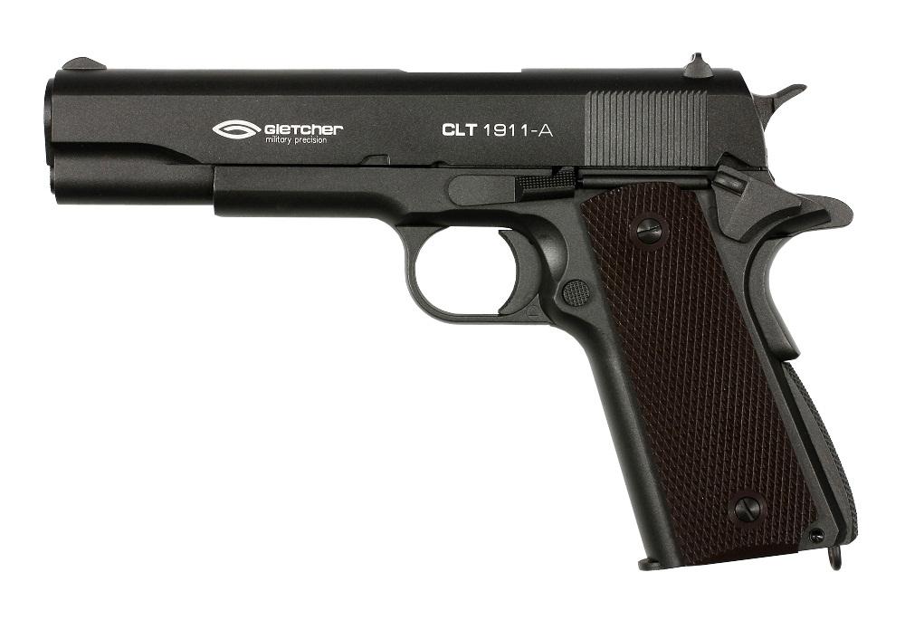 Пистолет Gletcher CLT 1911-A от Pleer