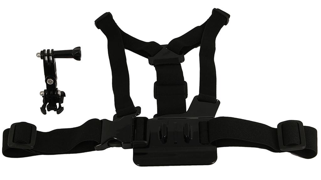 Аксессуар Крепление на грудь + 3х позиционное крепление Lumiix GP26 для GoPro Hero 3+/3/2/1