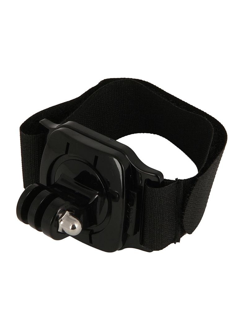 Аксессуар Крепление поворотное Lumiix GP128 для GoPro 1/2/3/3+ на руку 360 градусов