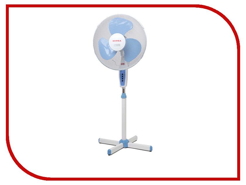 Вентилятор SUPRA VS-1615R White-Blue<br>