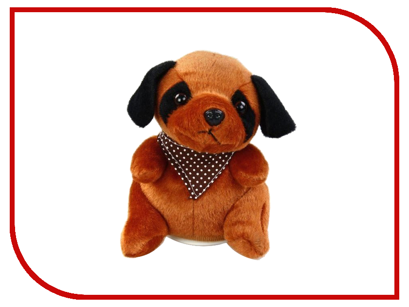 Игрушка Fluffy Family Щенок-повторяшка Бим 68794<br>