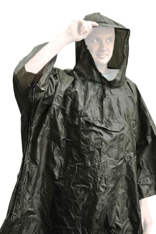 Влагозащитная одежда Экспедиция EPXL-01 XL Плащ-палатка<br>