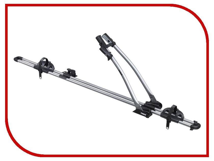Крепление для перевозки на автомобиле Вертикальное велокрепление для перевозки 1-го велосипеда на крыше а / м Thule FreeRide
