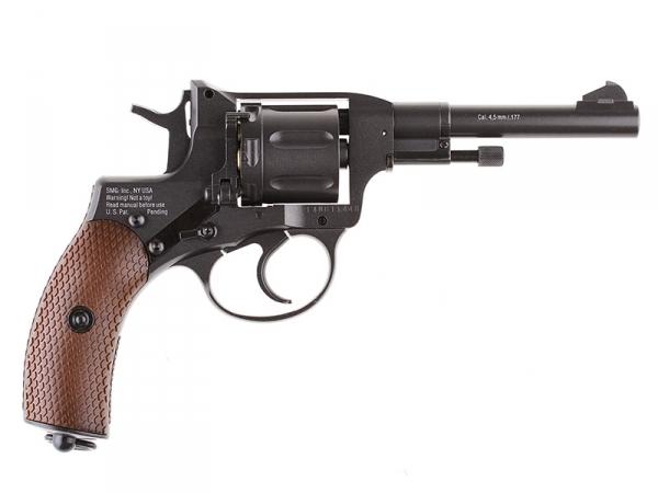 Револьвер Gletcher NGT Black<br>